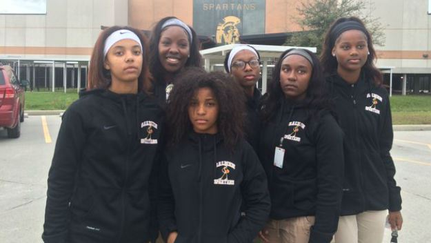 Members of the championship Salmen High School girls basketball team have been kicked off the team after complaining about the head coach's inappropriate touching. (Photo: Google Images)