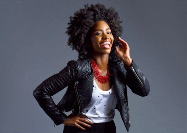 Actress Teyonah Parris stars at Lysistrata in Spike Lee's satire 'Chi-Raq.' (Photo Credit: Google Images)