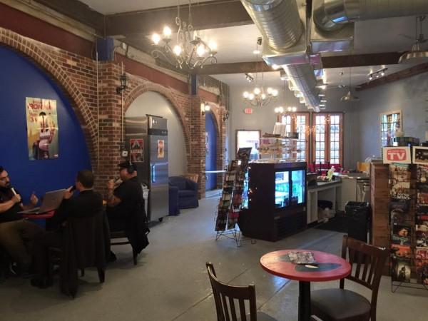 Amalgam Comics & Coffeehouse. (Photo: Google Images)