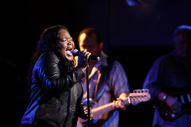 Grammy-nominated singer/songwriter Shemekia Copeland was crowned 'Queen of the Blues' in 2011 during the Chicago Blues Festival (Photo Credit: Joseph A. Rosen).