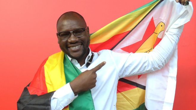 Pastor Evan Mawarire. (Photo: Google Images)