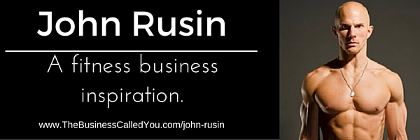 Dr. John Rusin is rewriting the world of fitness.
