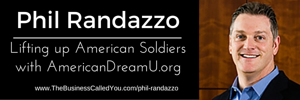 Phil Randazzo and AmericanDreamU.org