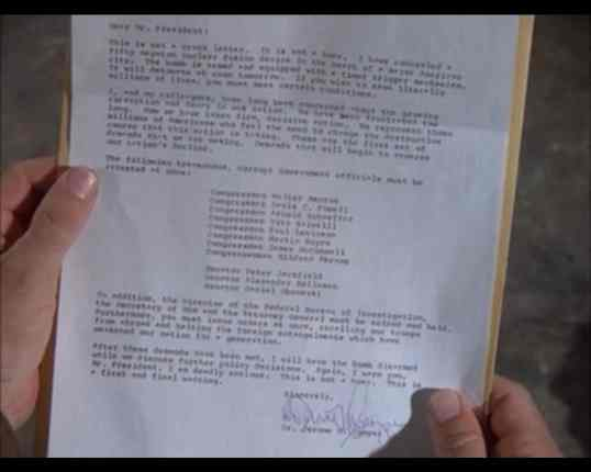 Features of ultimatum letter-final letter of dunning letter series