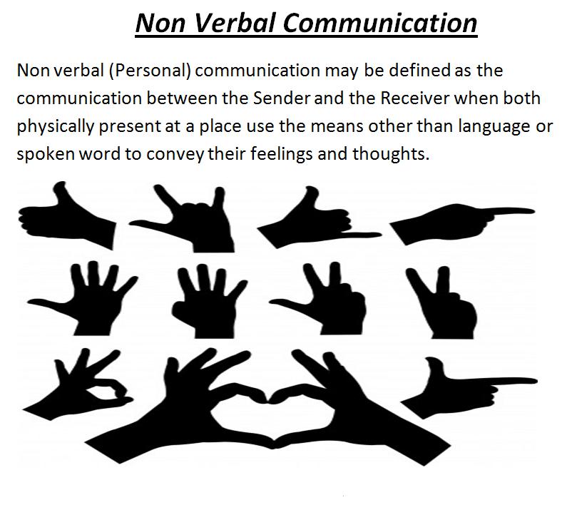Non verbal communication of poland