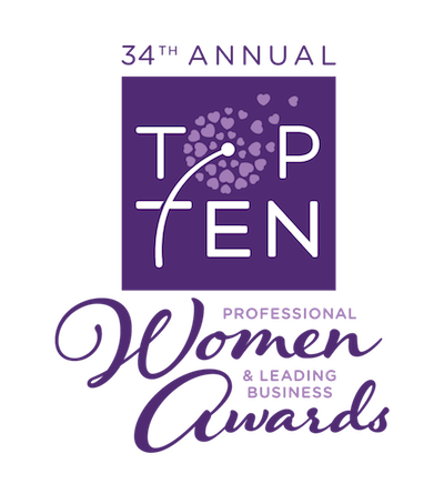Top Ten Professional Women and Leading Business Awards