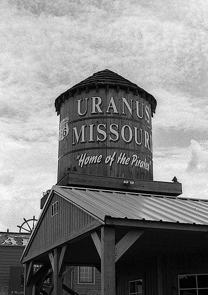 uranus, missouri