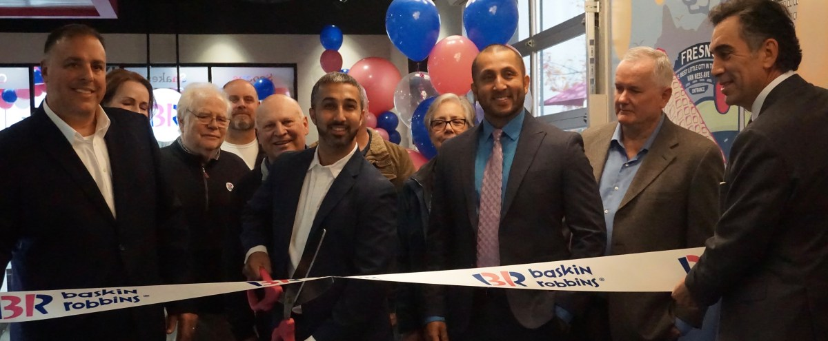 Baskin Robbins Unveils Store Of The Future In Fresno The