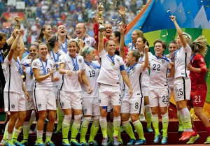 US women's soccer team