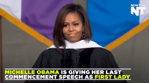 FLOTUS Michelle Obama Commencement Speech at City College NYC June 3, 2016 [Full Transcript]
