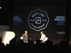 David Marcus VP of Facebook Messaging Products at WIREDBizCon