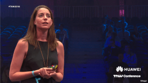 Carolyn Rodz (Hello Alice) On Building compassionate machines | TNW Conference 2018