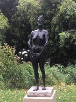 Germaine Richier, La Vierge folle, bronze, 1946