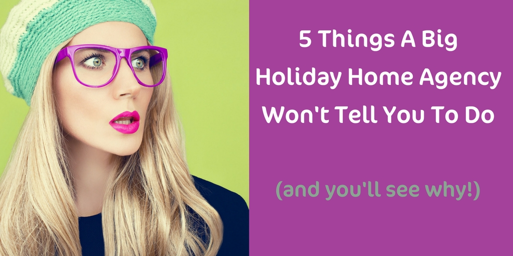 5 Things A Big Agency Won't Tell You
