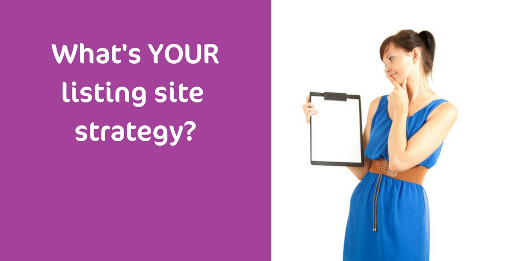 What's your holiday home listing sites strategy?