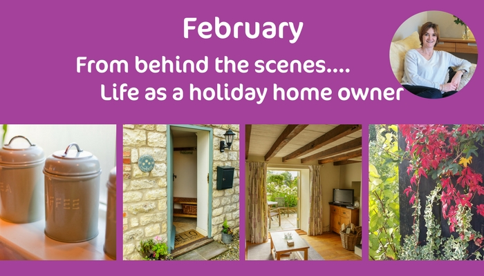 February's Behind The Scenes Peek