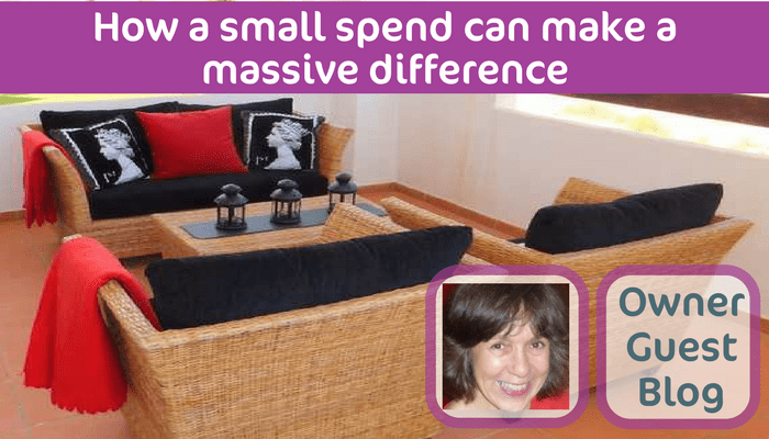 How a small spend can make a massive difference