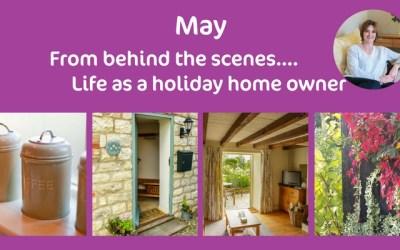 May's Behind The Scenes Peek