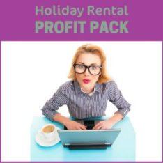 Holiday rental profit pack
