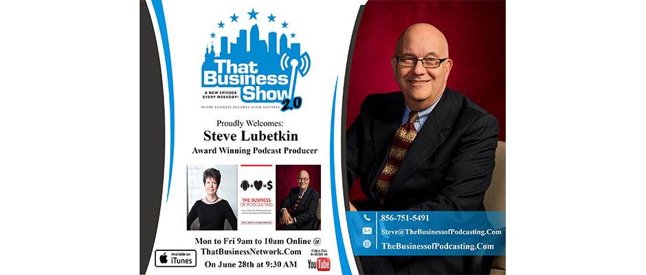That Business Show Banner