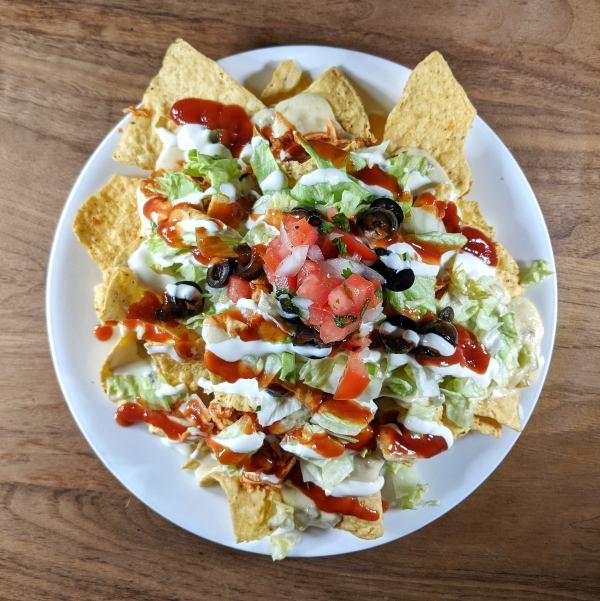 chicken nacho recipe