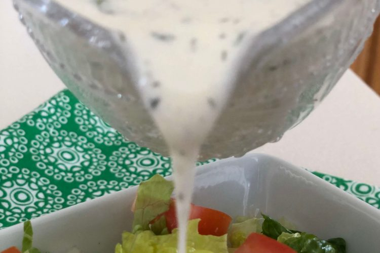 Homemade Ranch Dressing | The Butcher's Wife