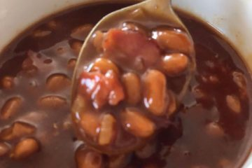 Easy BBQ Baked Beans | The Butcher's Wife