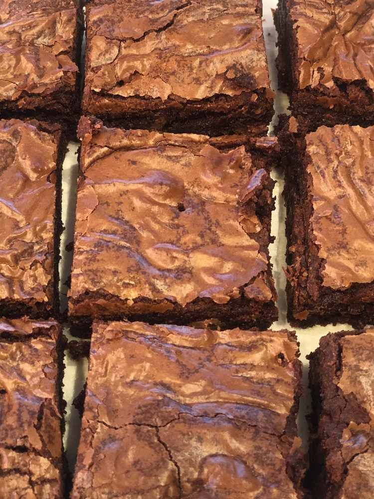 Easy Homemade Chocolate Brownies | The Butcher's Wife