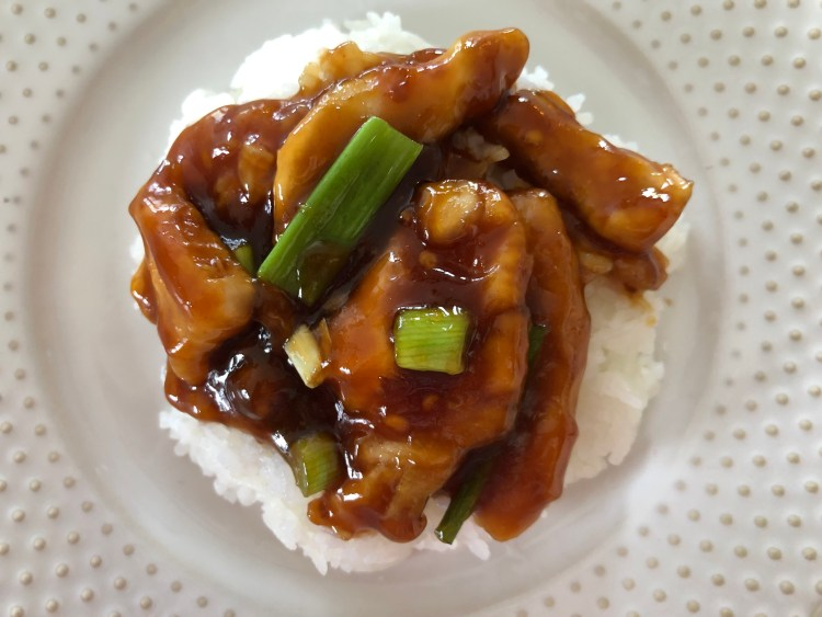 Firecracker Chicken is an Aisian Inspired dish with delicous heat and a little bit of sweet!