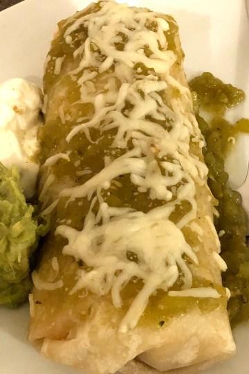 Green Enhilada Sauce