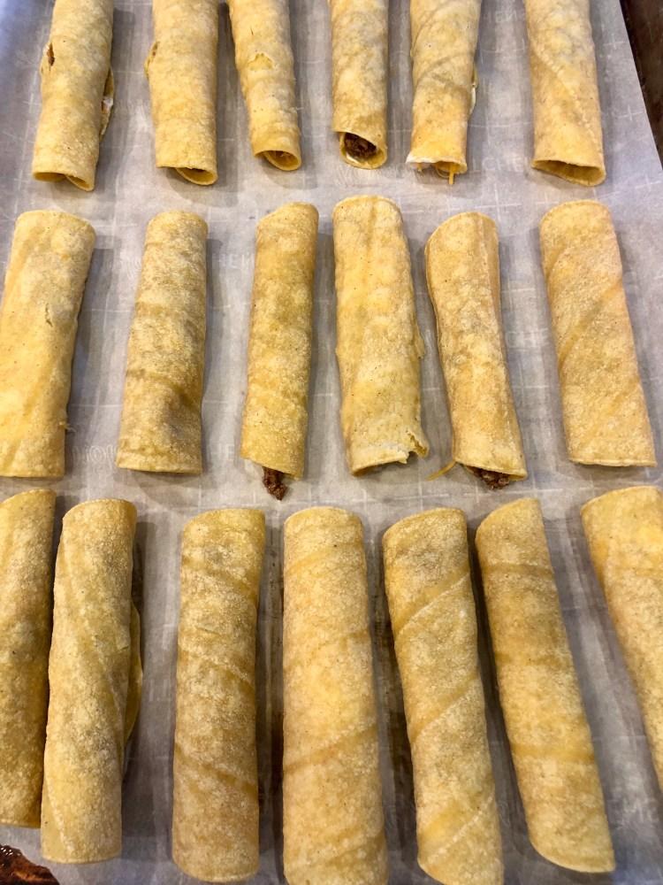 Enchilada Taco Rollups | The Butcher's Wife