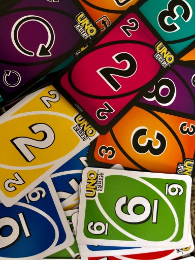 UNO FLIP - Family Favorite Games | The Butcher's Wife