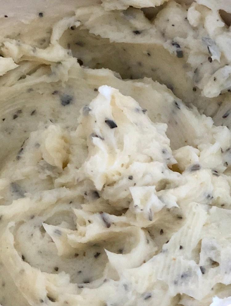 Garlic-Basil Parmesan Butter Spread