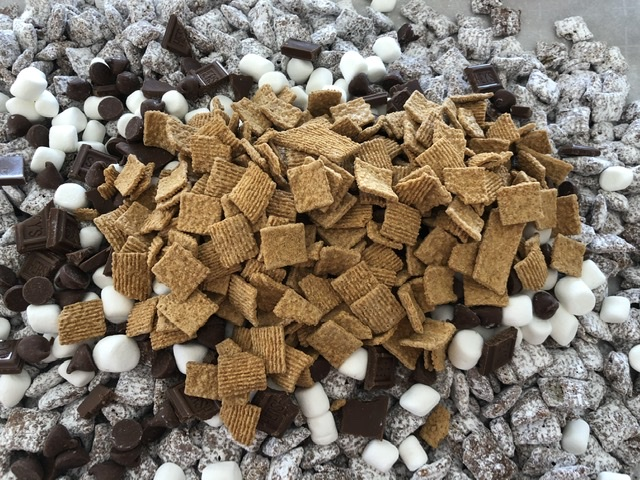 Golden Grahams cereal added to S'mores Muddy Buddies