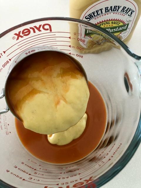 Sweet Baby Ray's Honey Mustard