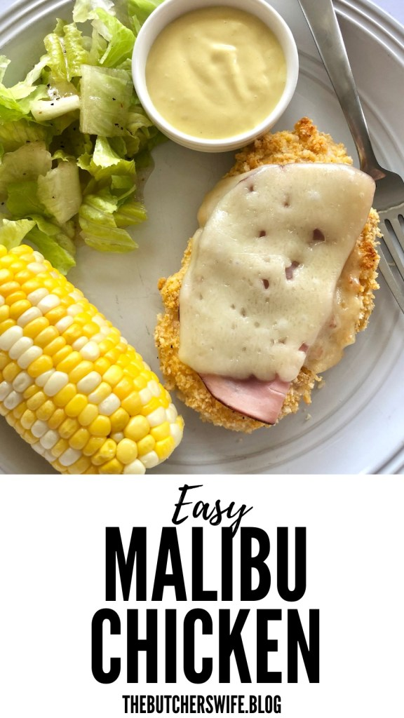 Easy Malibu Chicken | The Butcher's Wife