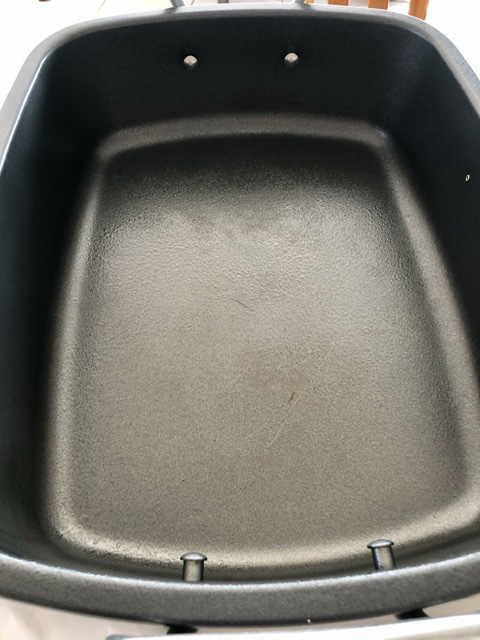 roasting pan for pot roast in the oven