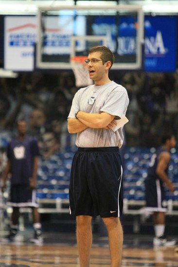 (Collegian File Photo) Former Butler men's basketball coach Brad Stevens is making his NBA playoffs debut despite a second consecutive losing season