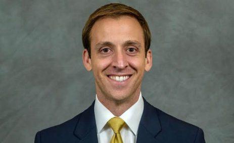Butler graduate Brandon Gaudin. - Photo courtesy of Wikimedia Commons