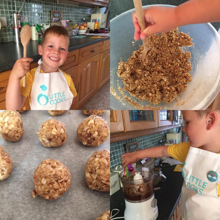 Little Cooks 6