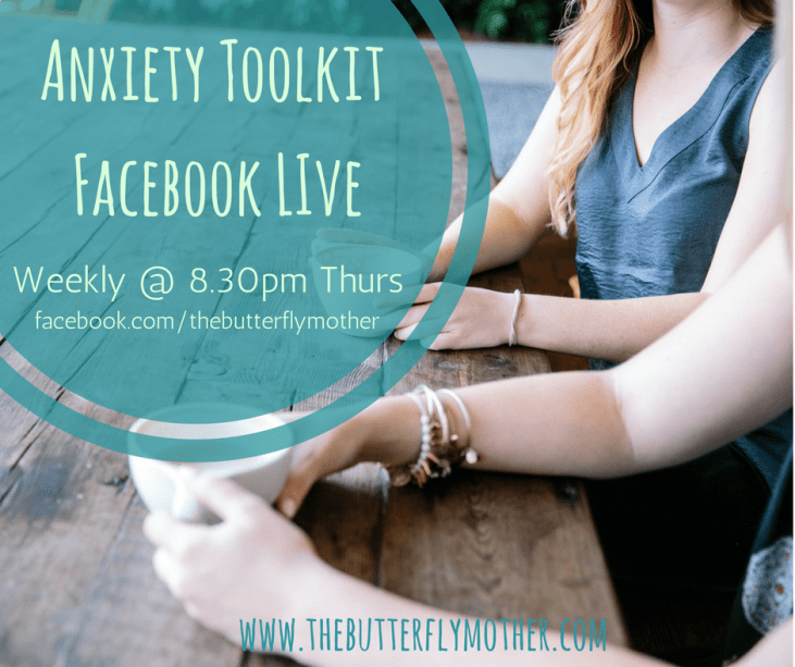 Anxiety Toolkit - FB LIve