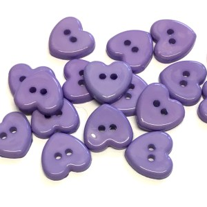 purple heart buttons