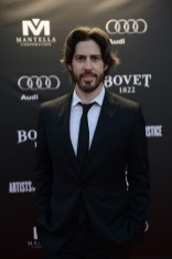 Jason Reitman arrives at the Artists for Peace and Justice Festival Gala co-presented by Audi Canada at Casa Loma during the Toronto International Film Festival.