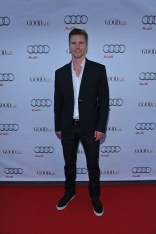 Thad Luckinbill arrives at Nota Bene for the film party presented by Audi after the special presentation screening of The Good Lie during the Toronto International Film Festival.