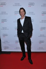 James Marsh arrives at Patria for the film party presented by Audi after the special presentation screening of The Theory of Everything during the Toronto International Film Festival.