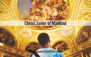 Christ lover of mankind