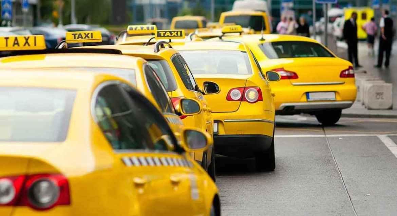 Автопарк Яндекс.Такси