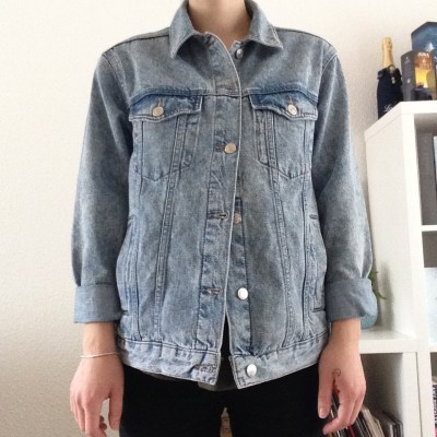 Denim jacket two