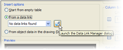 Linking Excel and AutoCAD with Data Links - The CAD Geek