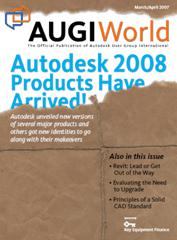 AUGIWorld March 2007